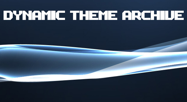 PS3 Dynamic Themes | PSNStores