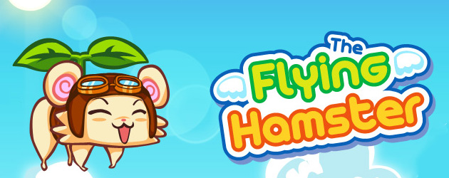 The Flying Hamster hits Europe on 8th September 2010 for ?6.99