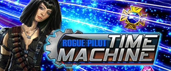 Rogue Pilot Time Machine