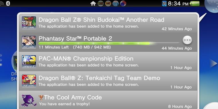 Psp Vita Games Look Like Psp/psone Games to Vita |