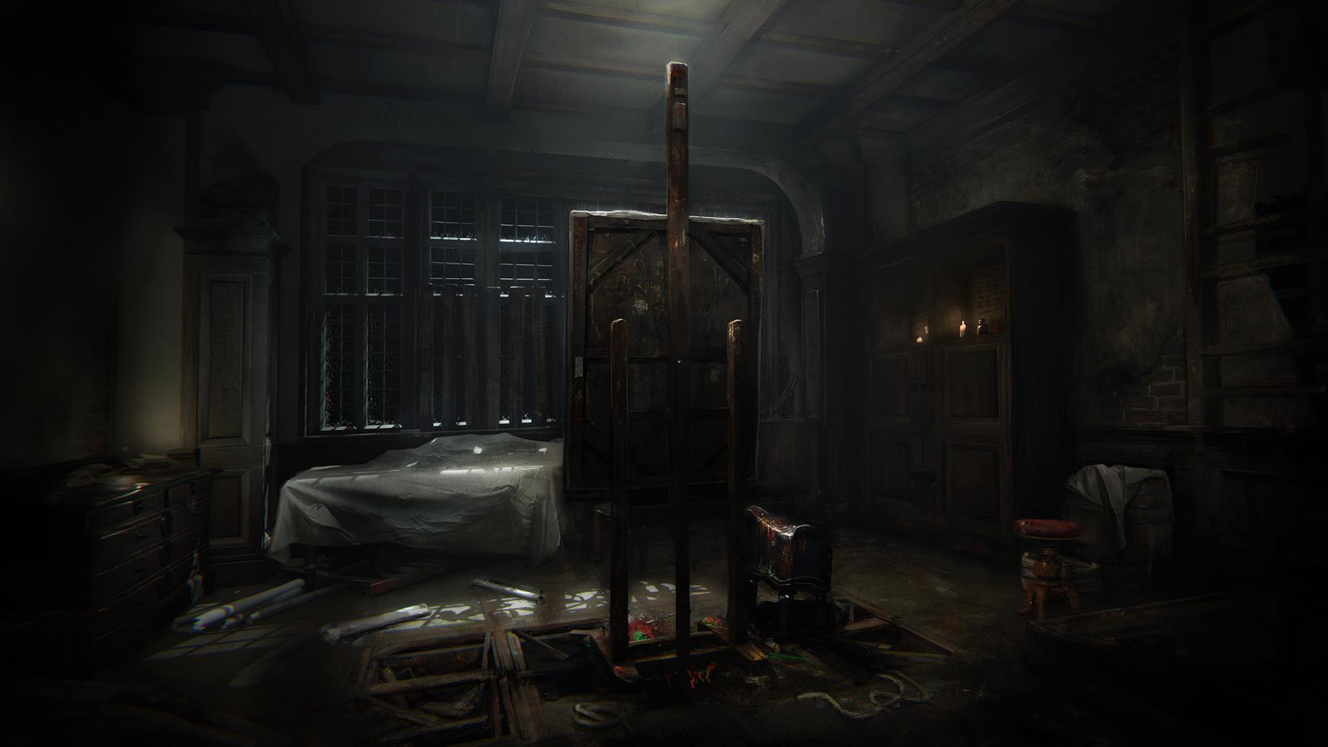 Review Layers Of Fear Psnstores